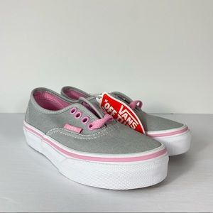 Vans Authentic Pop High-Rise Sneakers